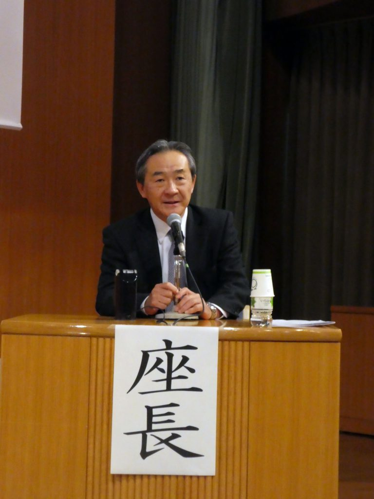 当番世話人 湘南鎌倉総合病院 小林修三先生